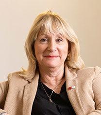 Lesley Davies OBE, FCFE